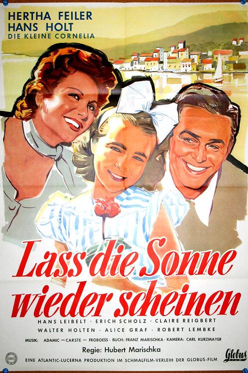 Let the Sun Shine Again, 1955