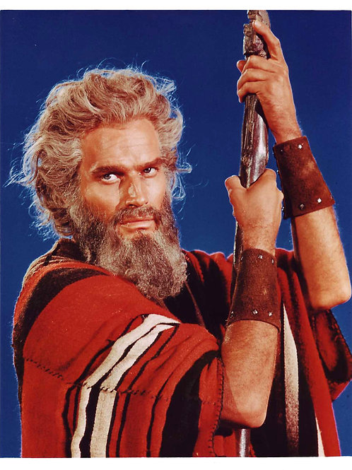The Ten Commandments, 1956 9 (6 stills)