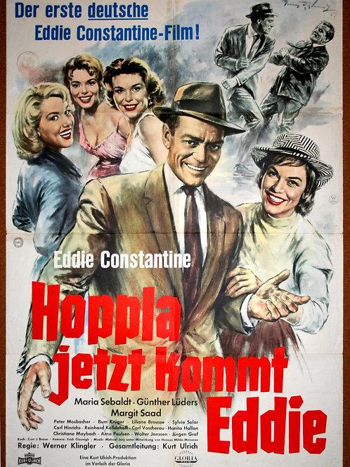 Hoopla, Now Comes Eddie, 1958