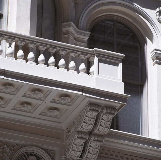 Decorative Brackts, Balustrade, Newel Post