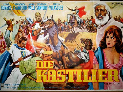 The Castilian, 1963