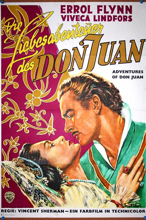 Adventures of Don Juan, 1948