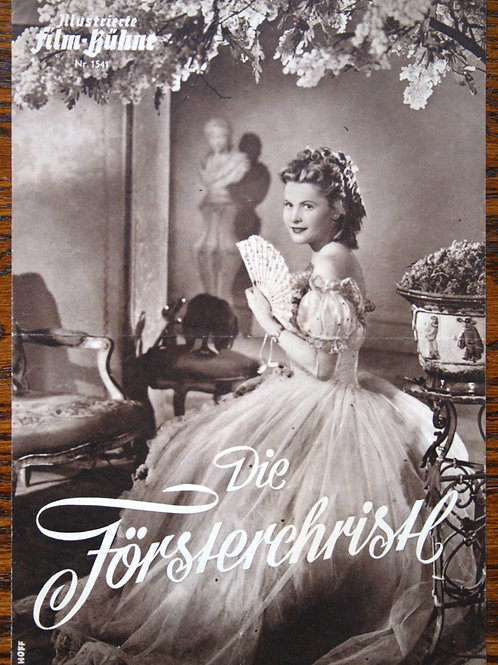 The Forester's Daughter, 1952