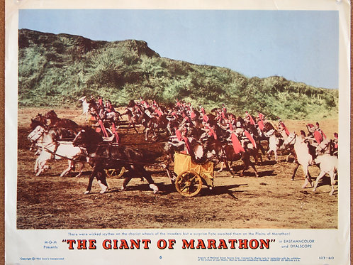 The Giant of Marathon, 1960