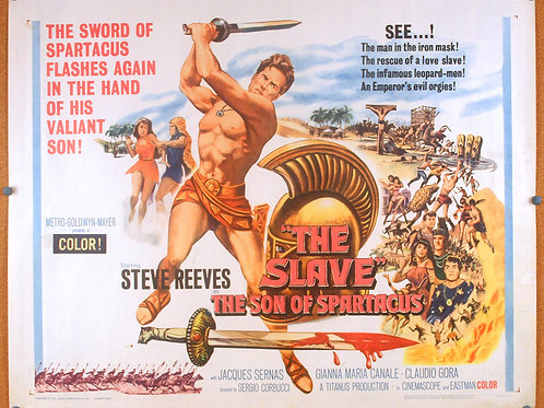 The Slave, 1963