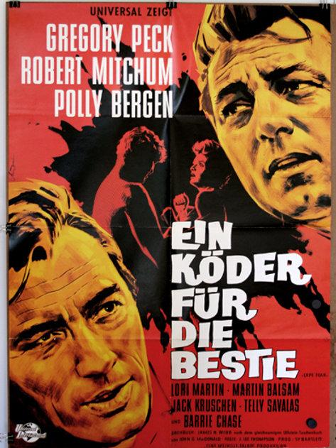 Cape Fear, 1962