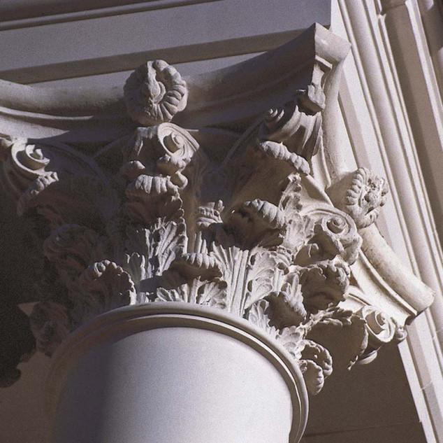 FRP Column Capital