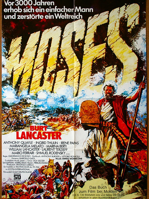 Moses, 1974