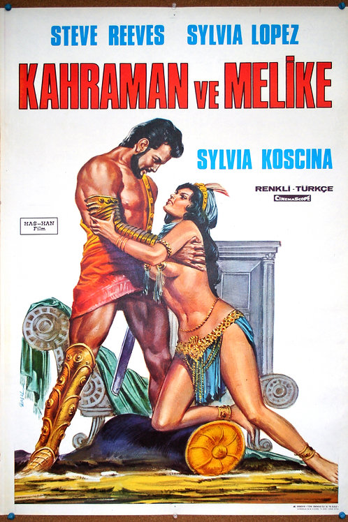 Hercules Unchained, 1960