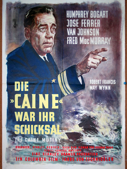 The Caine Mutiny, 1954