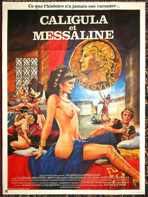 Caligula and Messalina, 1981