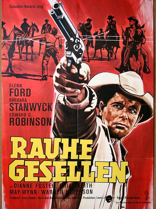 The Violent Men, 1955