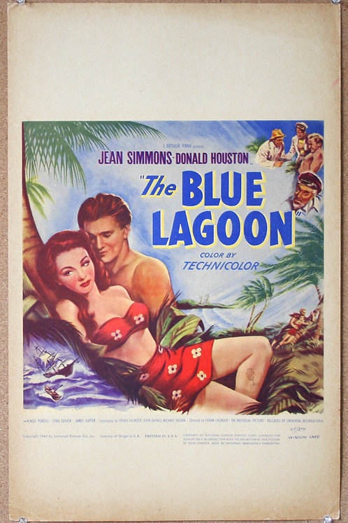 The Blue Lagoon, 1949