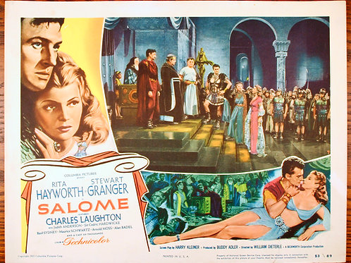 Salome, 1953