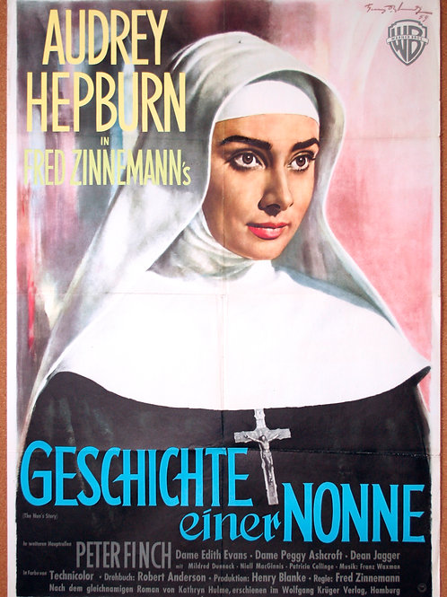 The Nun's Story, (a) 1959