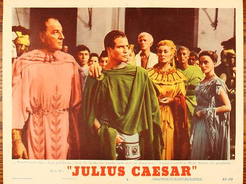 Julius Caesar, 1954