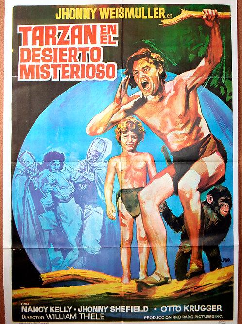 Tarzan's Desert Mystery, 1943