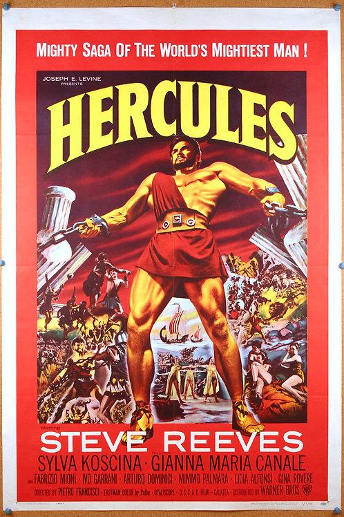 Hercules, 1958
