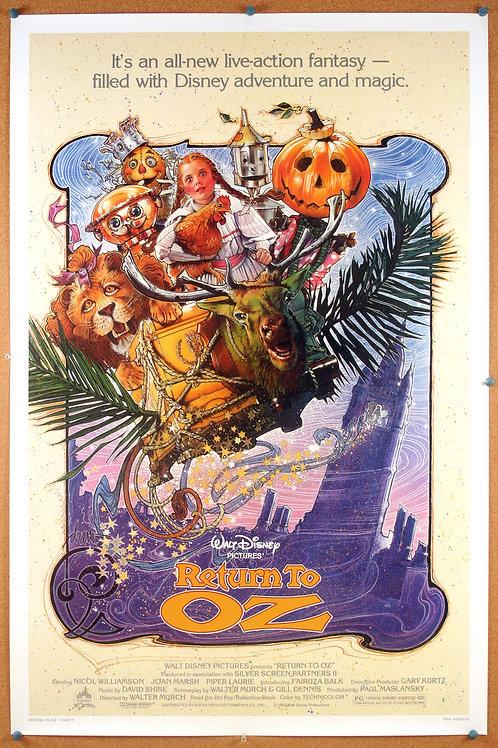Return to Oz, 1985