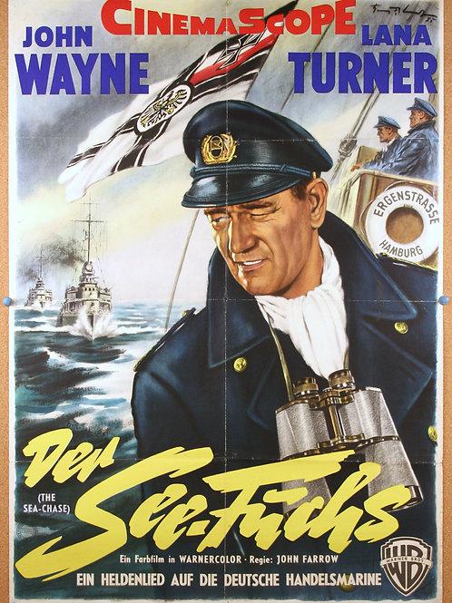 Sea Chase, 1955