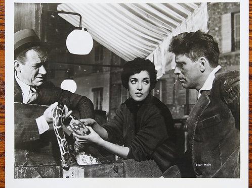 Trapeze, 1956