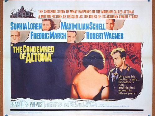 The Condemned of Altona, 1962