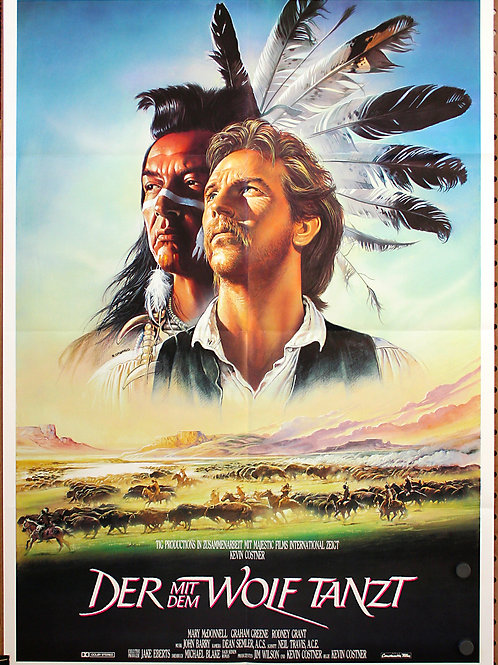 Dances With Wolves, 1990