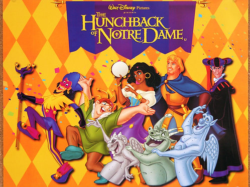 The Hunchback of Notre Dame, 1996