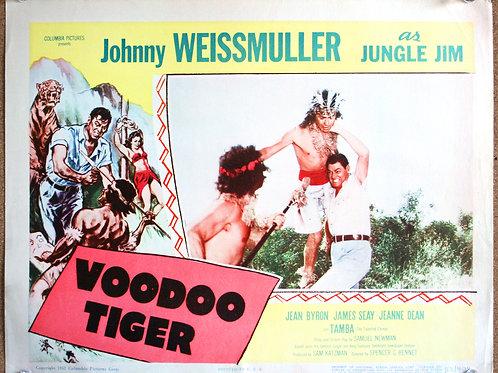 Voodoo Tiger, 1952