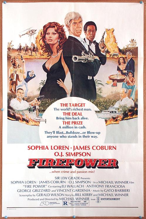 Firepower, 1979