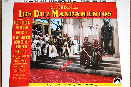 The Ten Commandments (12), 1956