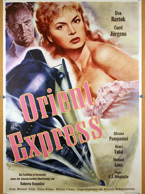 Orient Express, 1954