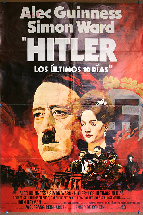 Hitler: The Last Ten Days, 1973