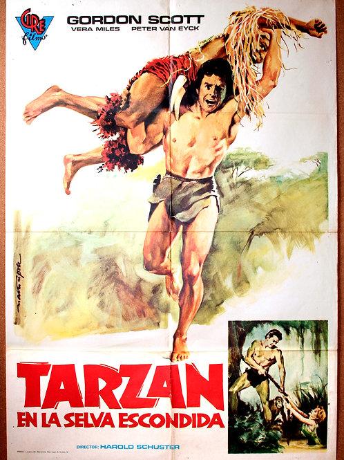 Tarzan's Hidden Jungle, 1955