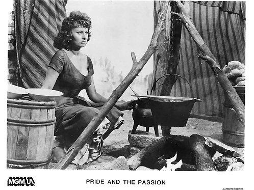 The Pride and the Passion (b), 1957