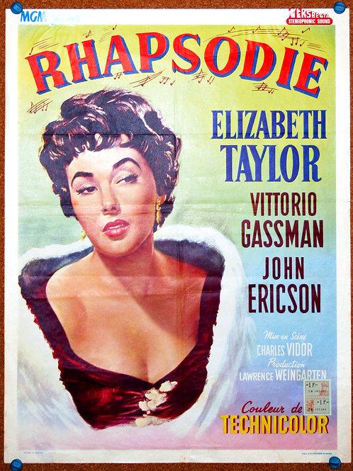 Rhapsody, 1954