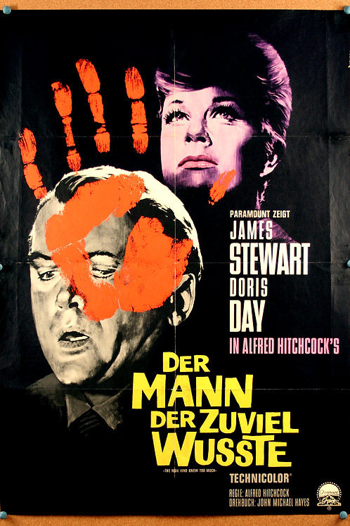 The Man Who Knew too Much, 1966