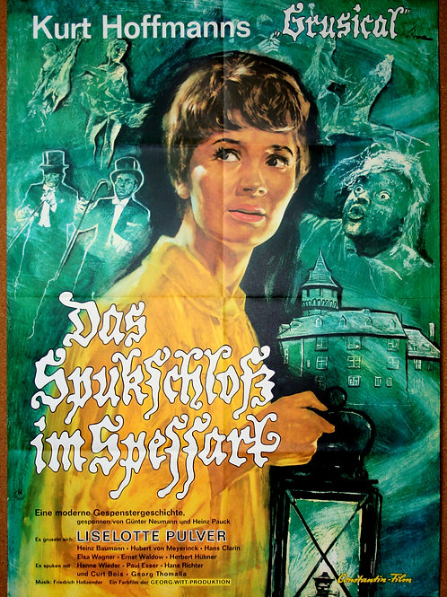 The Haunted Castle, 1960