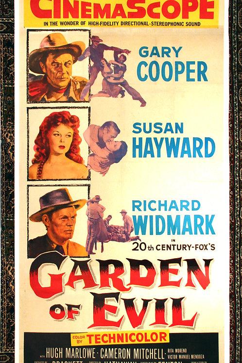 Garden of Evil, 1954