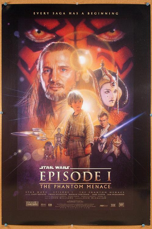 Star Wars: Episode I - The Phantom Menace, 1999