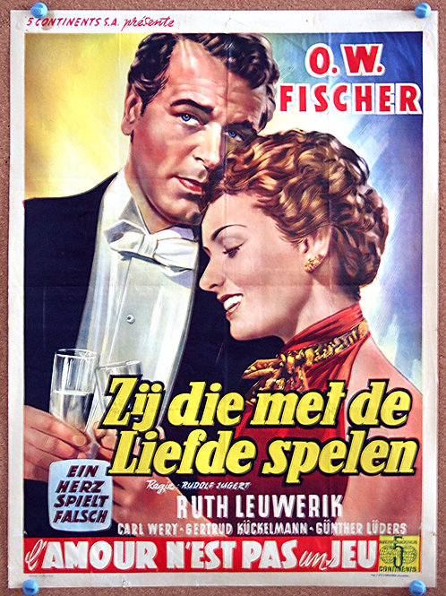 The Cheating Heart, 1953