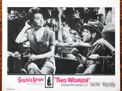 Two Women, 1960