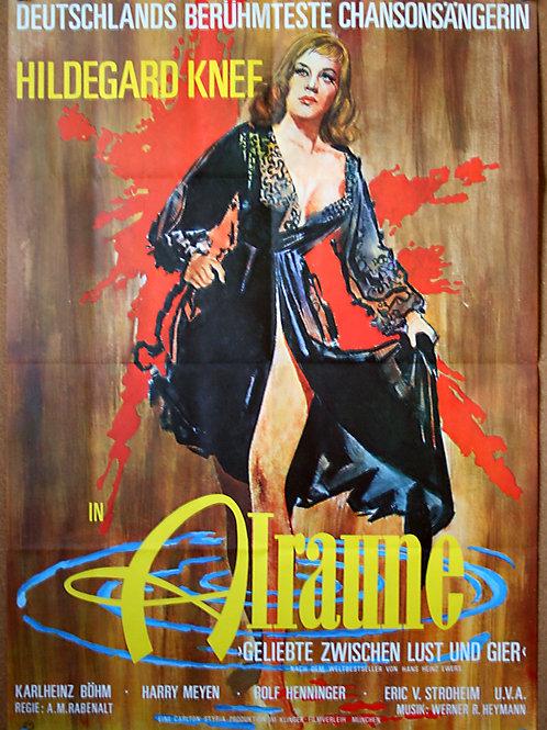 Unnatural, 1952 (Alraune)