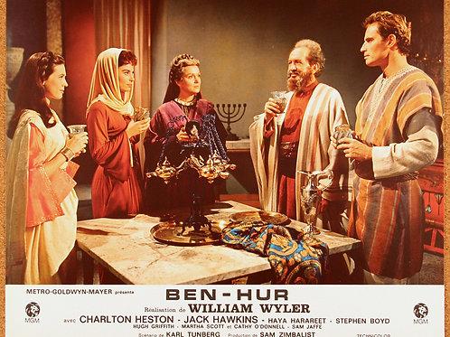 Ben Hur, 1959 (6 lobbies)