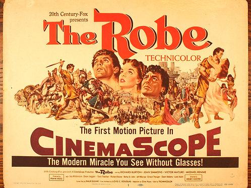 The Robe, 1953 (8 lobbies)