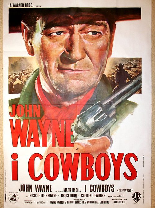 The Cowboys, 1972