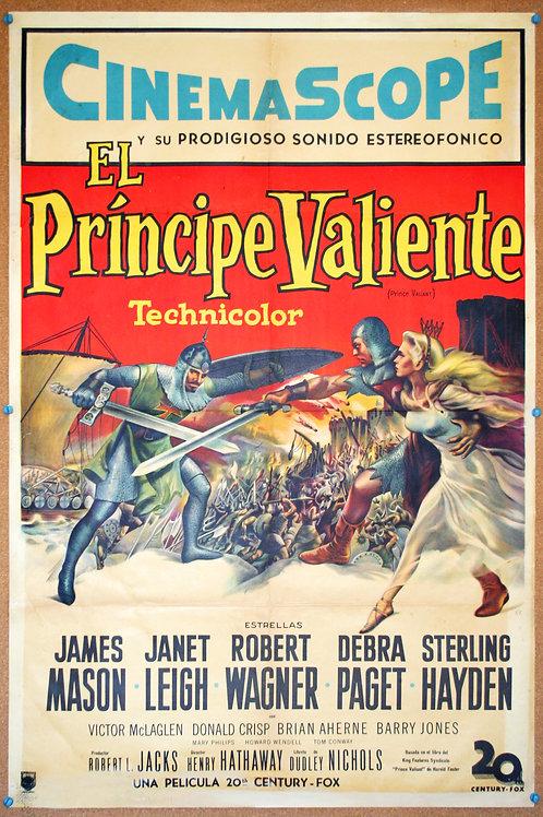 Prince Valiant, 1954