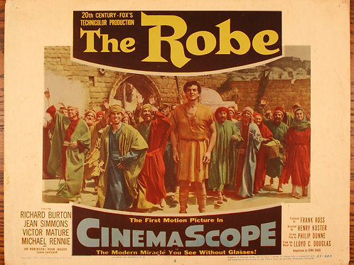 The Robe, 1953  (A)