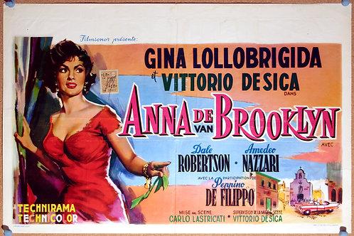 Anna of Brooklyn, 1958
