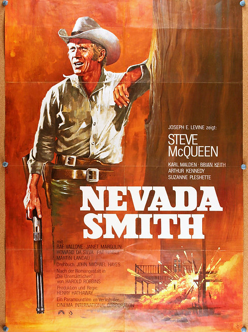 Nevada Smith, 1966